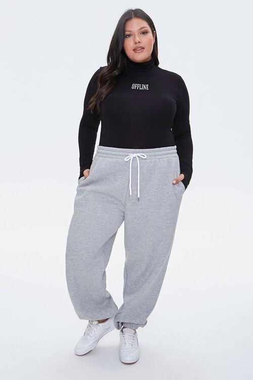 Plus Size Offline Bodysuit, image 5