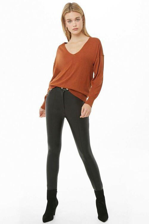 V-Neck Sweater, image 4