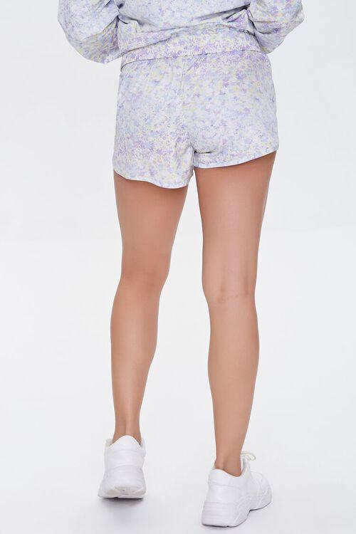 Active Floral Print Shorts, image 4