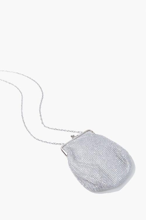 Mini Rhinestone Crossbody Bag, image 1