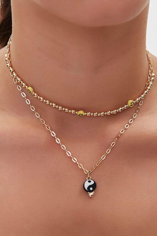 Yin Yang Necklace Set, image 1