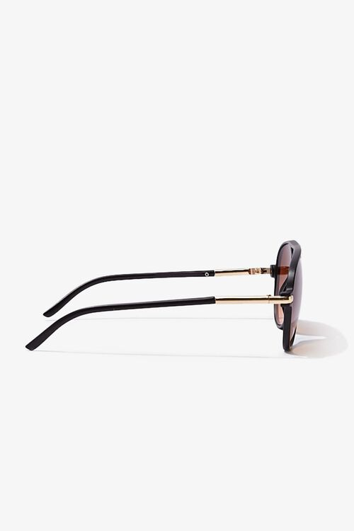 Tinted Aviator Sunglasses, image 3