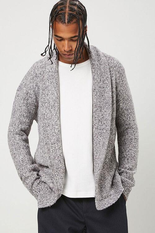 Shawl Collar Cardigan, image 1