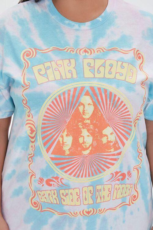 Plus Size Pink Floyd Tie-Dye Tee, image 5