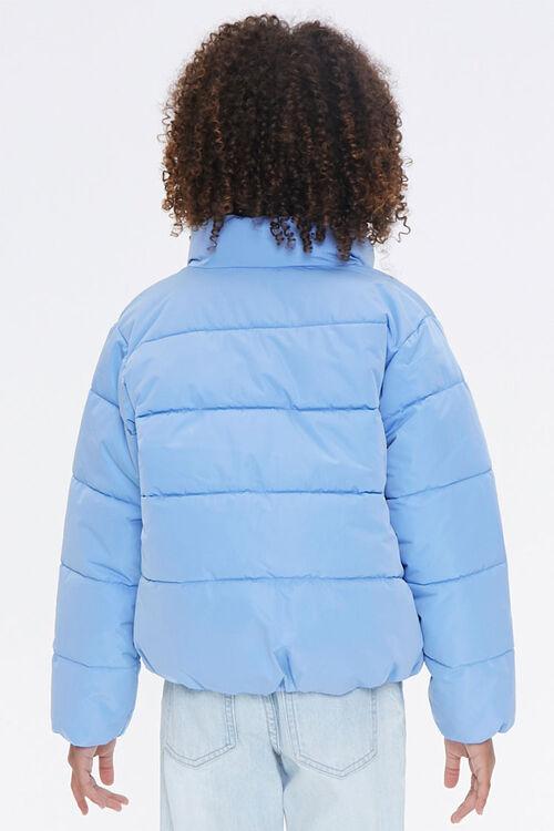 Girls Puffer Jacket (Kids), image 3