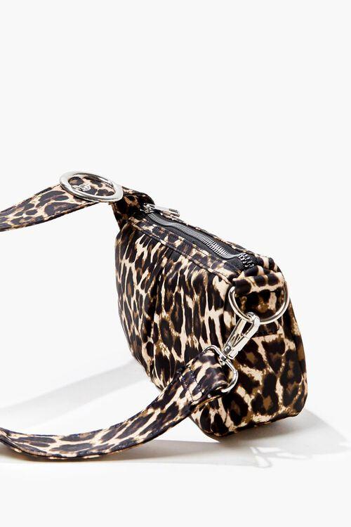 Leopard Print Shoulder Bag, image 3