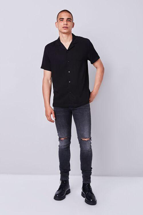 Cuban Collar Shirt, image 5