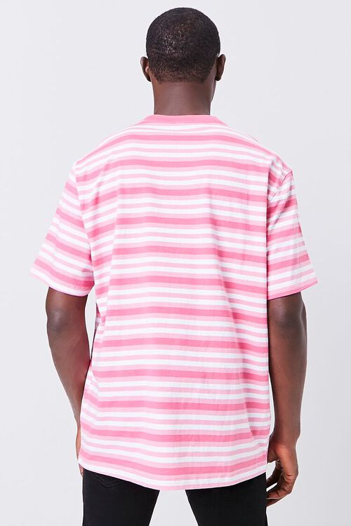 Striped Crew Neck Tee, image 3