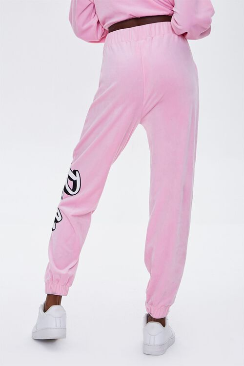 Velour Barbie™ Joggers, image 4