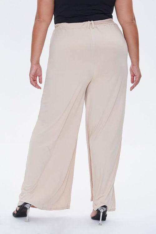 Plus Size Wide-Leg Pants, image 3