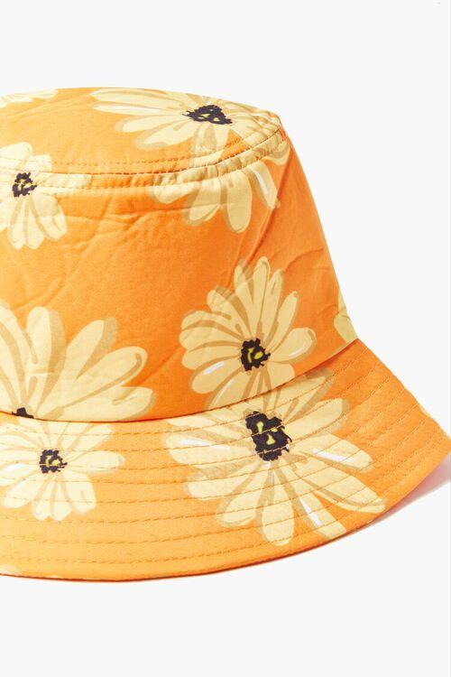 Daisy Print Bucket Hat, image 3