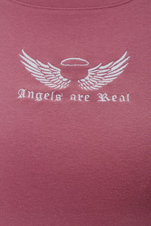 Plus Size Angels Are Real Top, image 5