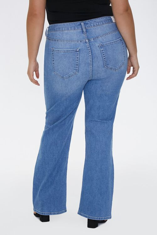 Plus Size Recycled Bootcut Jeans, image 4