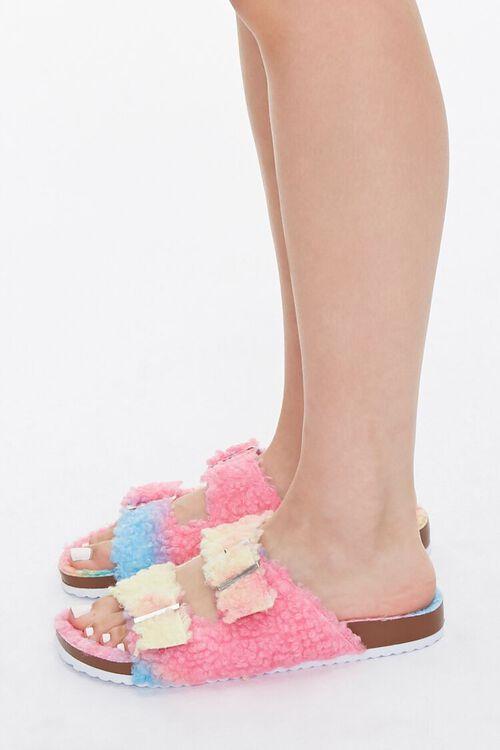 Boucle-Knit Sandals, image 2