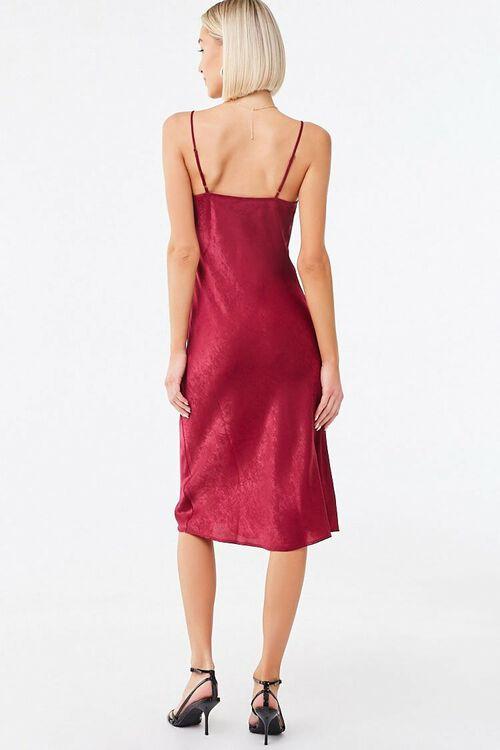 Cowl Neck Slip Dress, image 3