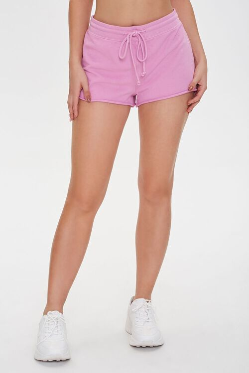 VIOLET Active French Terry Shorts, image 2