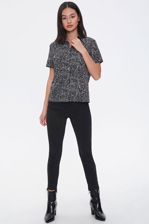 Cheetah Print Shirt, image 4