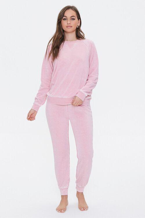 PINK Raglan Pajama Top, image 4