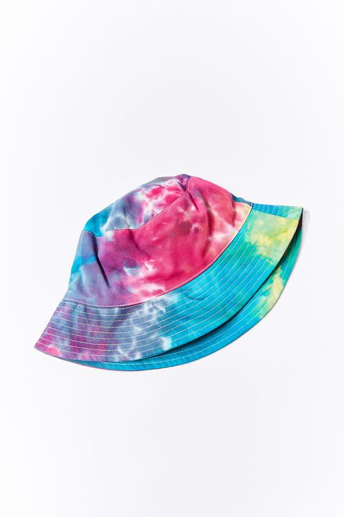 Tie-Dye Bucket Hat, image 1
