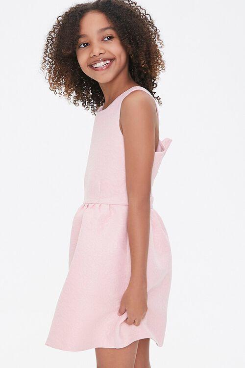 Girls Floral A-Line Dress (Kids), image 2