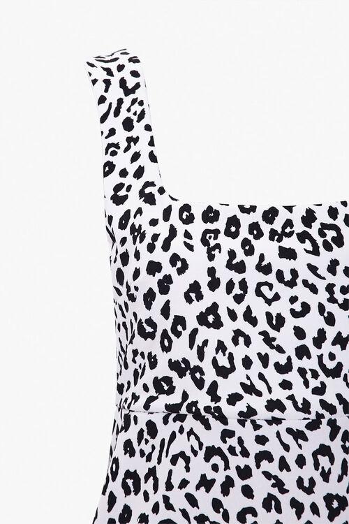 Leopard Print Mini Dress, image 3