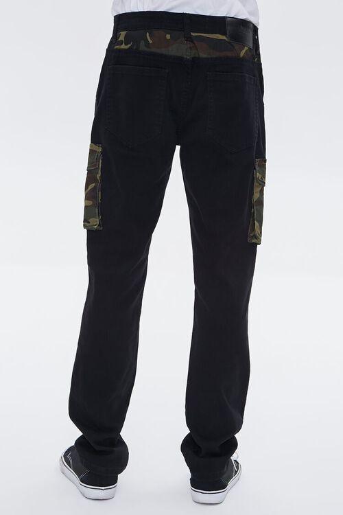 Reason Camo Cargo Jeans, image 4