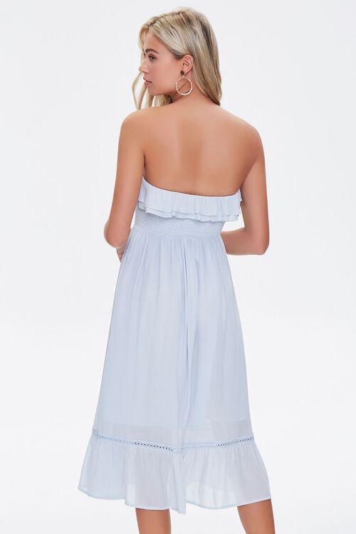 Smocked Ruffle-Trim Dress, image 3