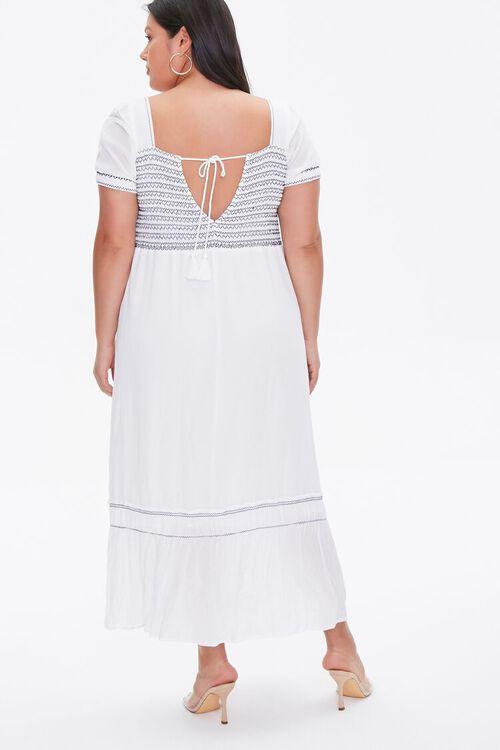 Plus Size Gauze Maxi Dress, image 4