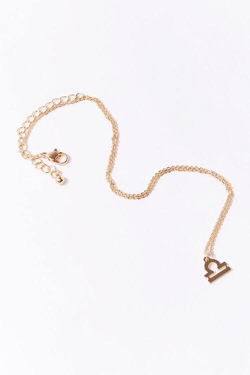 Libra Charm Necklace, image 2