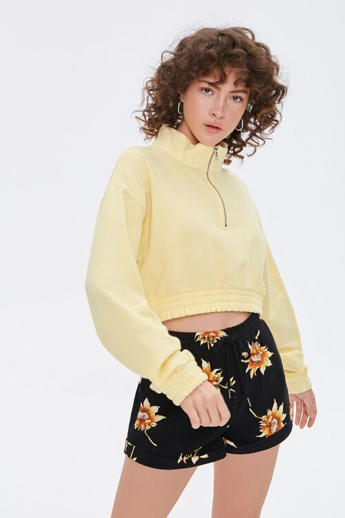 Floral Print Shorts, image 2