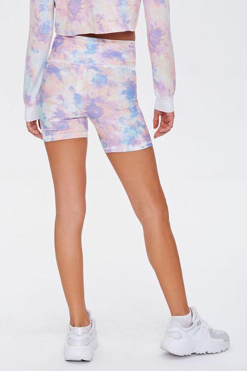 PINK/MULTI Active Cloud Wash Biker Shorts, image 4