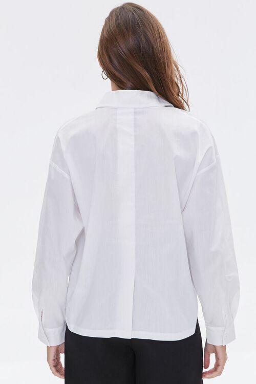 Dropped-Sleeve Pocket Shirt, image 3