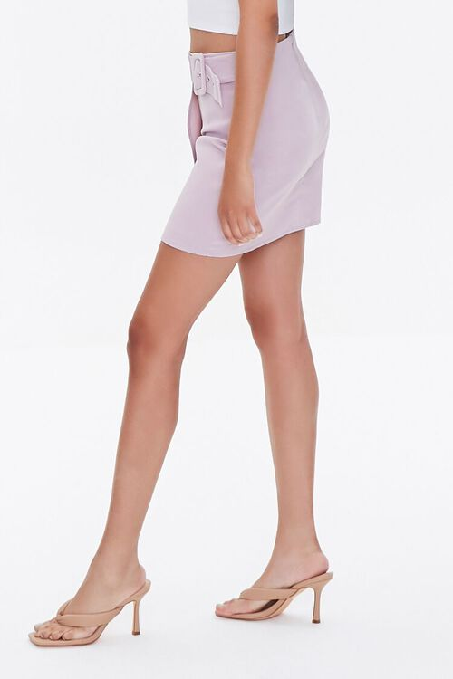 Belted Wrap Skirt, image 3