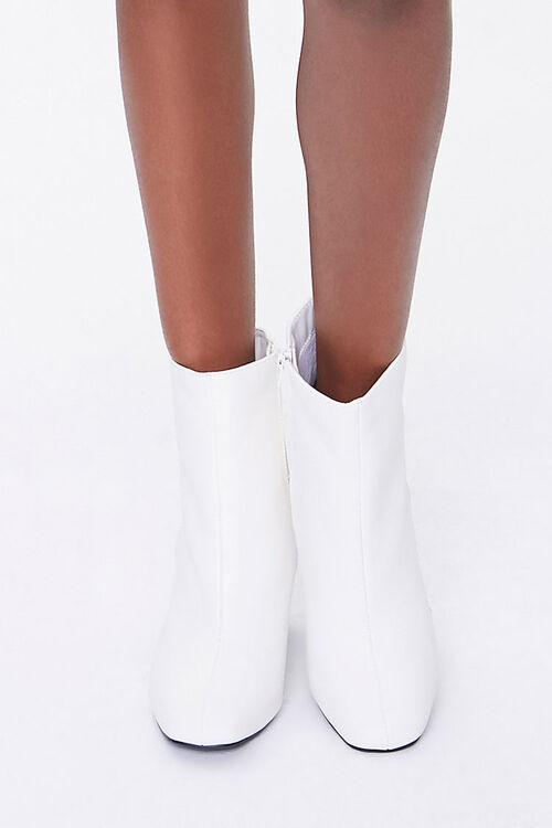 Square Block Heel Booties, image 4
