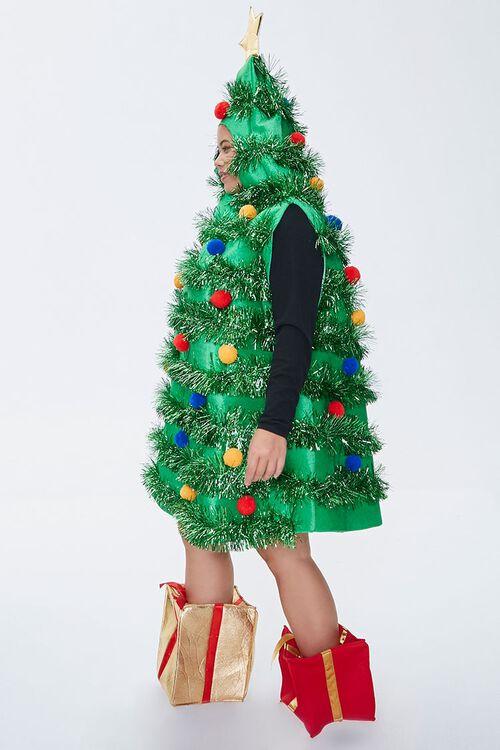 Plus Size Christmas Tree Dress, image 2