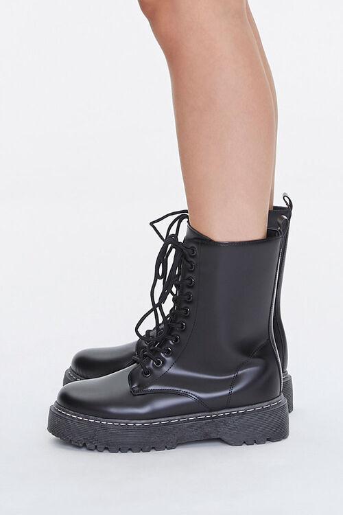 Lug-Sole Combat Boots, image 2