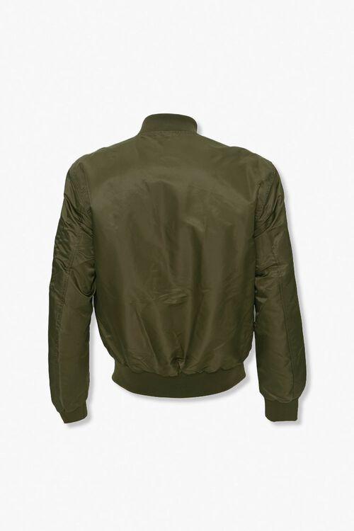 Zip-Up Bomber Jacket, image 3