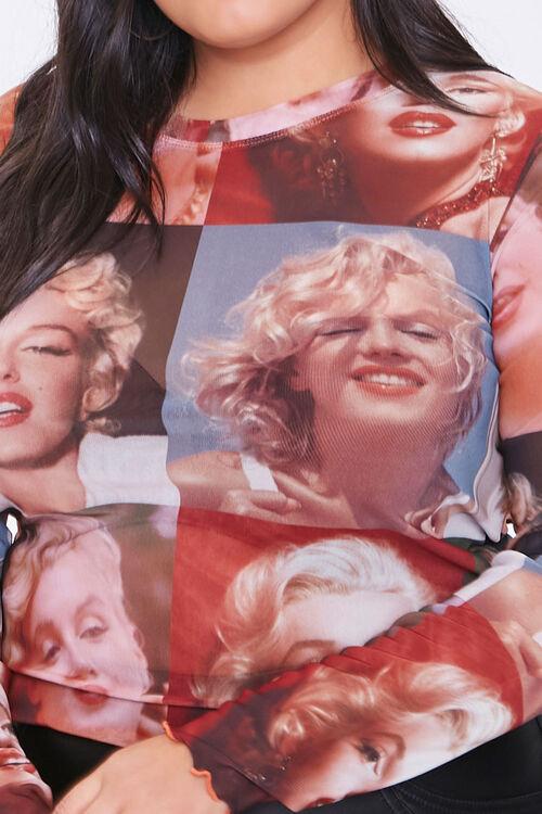 Plus Size Marilyn Monroe Top, image 5