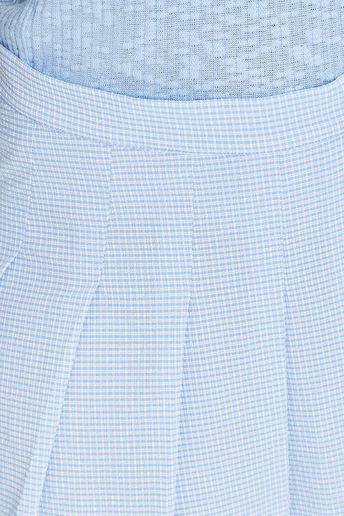 Plus Size Plaid Mini Skirt, image 6