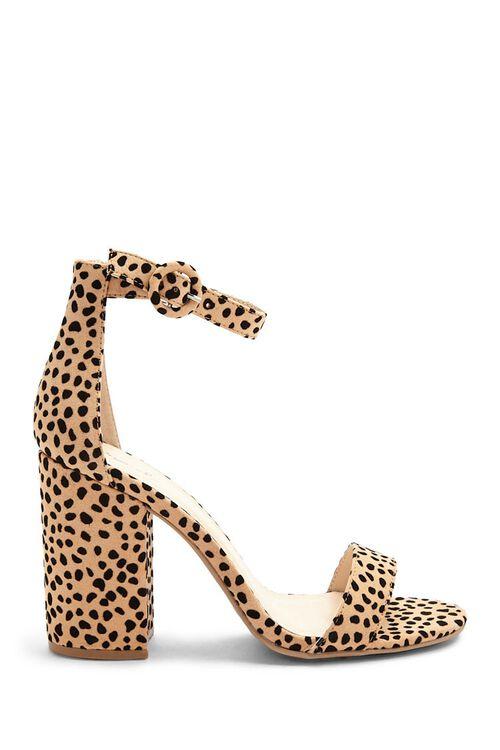 Cheetah Print Block Heels, image 6