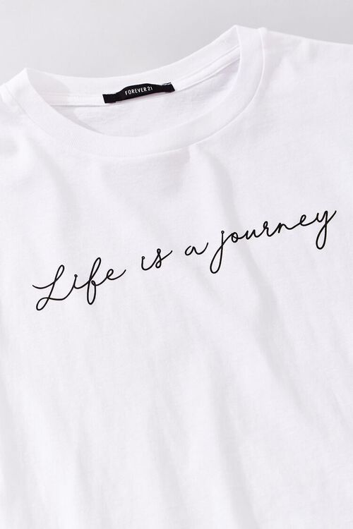 Life is a Journey Graphic Tee, image 3