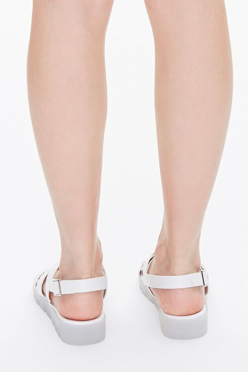 Caged Lug-Sole Sandals, image 3