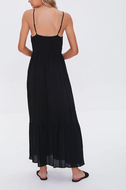 Plunging Maxi Cami Dress, image 3