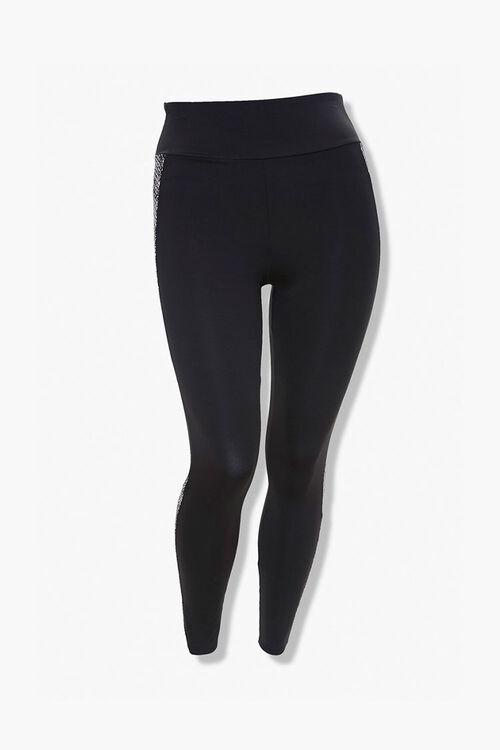 Plus Size Cropped Cami & Leggings Set, image 3