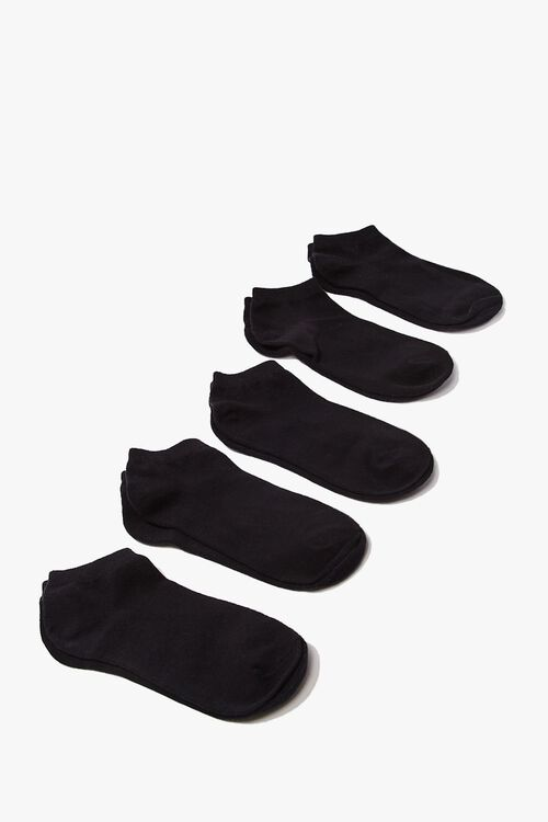 Knit Ankle Socks - 5 Pack, image 2