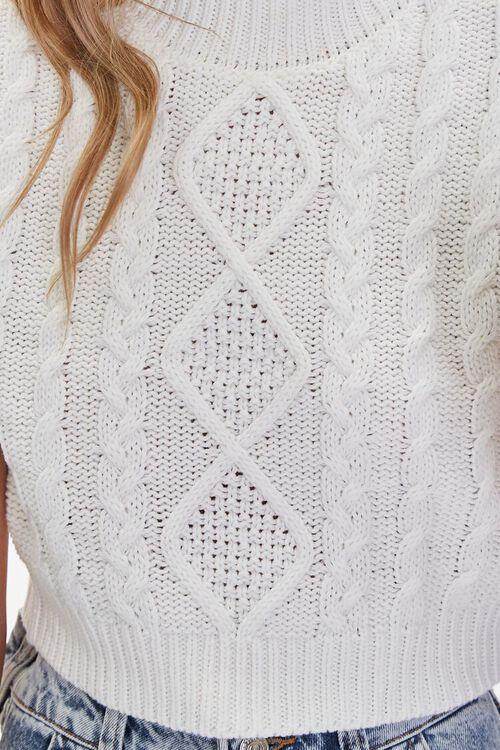 Mock Neck Sweater Vest, image 5