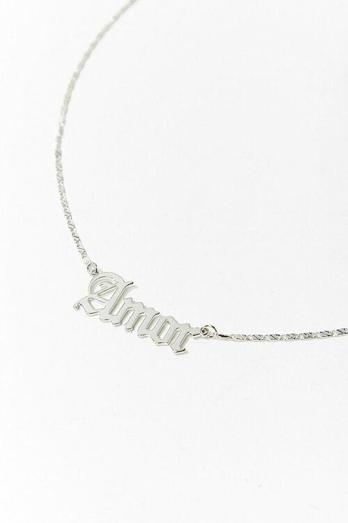 Amor Pendant Necklace, image 2