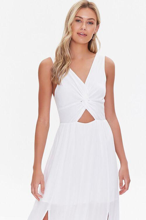 Twisted Cutout Maxi Dress, image 4