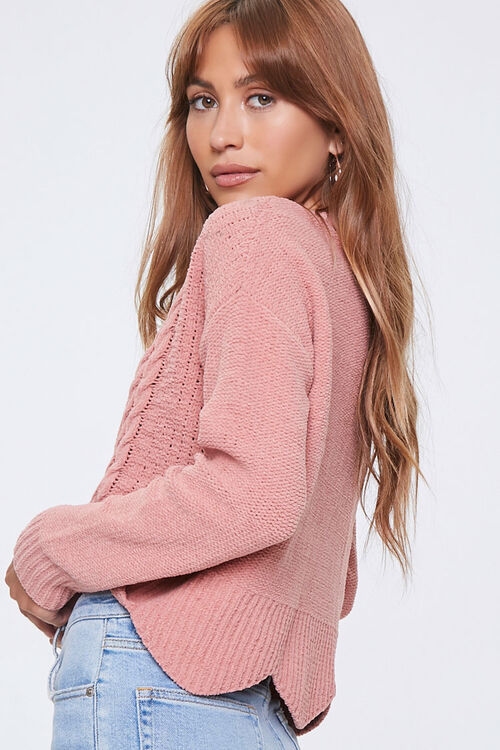 Cable Knit Sweater, image 2