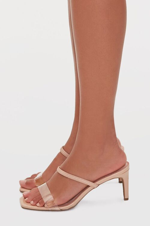 Square-Toe Strap Heels, image 2